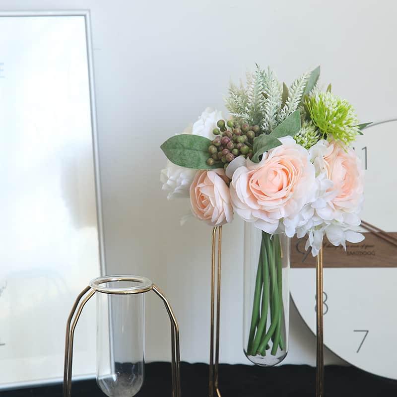 Artificial Flowers Bouquet Chris Piano Bunch