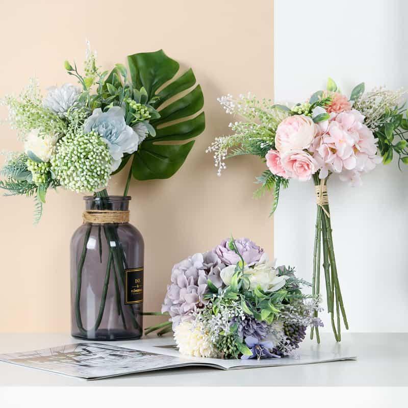Artificial Flowers Bouquet Mira Bundle