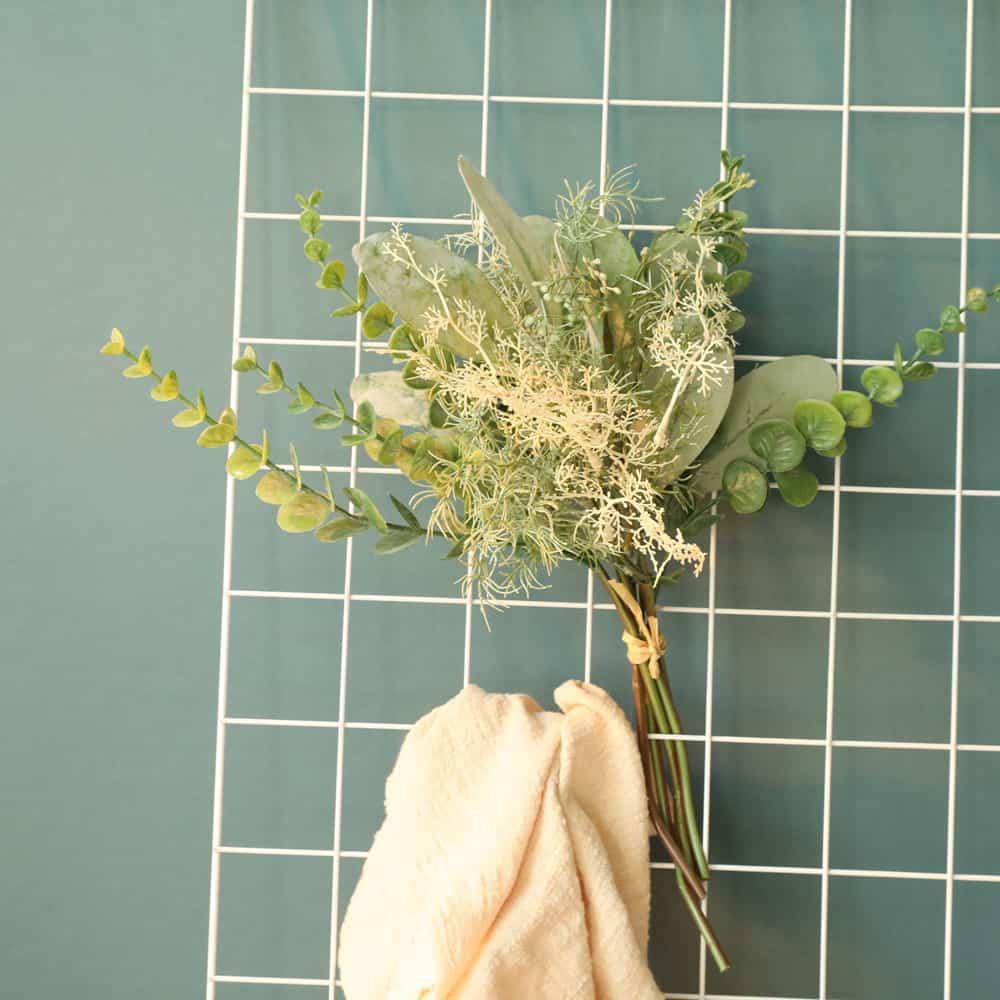 Artificial Plants Folium Perilla Grass Bunch 3