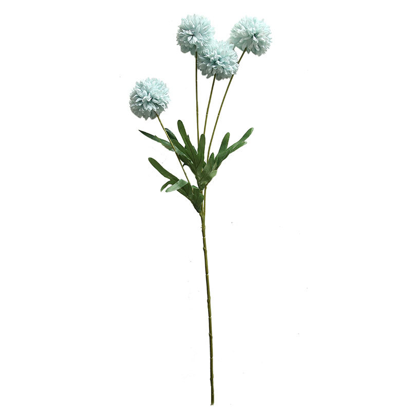 Artificial Flower Dandelion 4 Heads 5