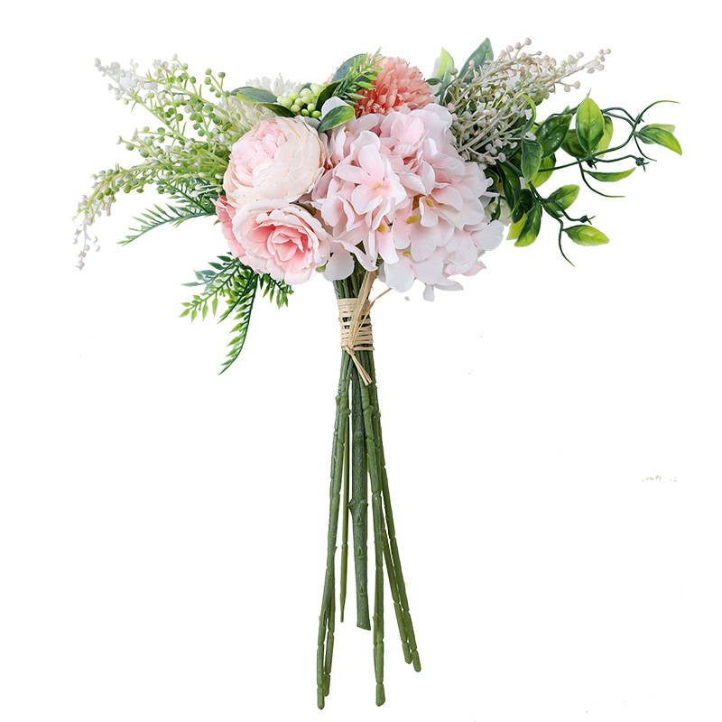 Artificial Flowers Bouquet Mira Bundle 5