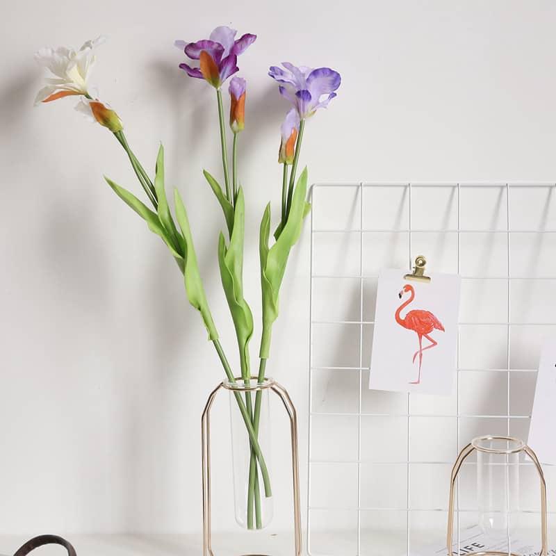 Artificial Flowers Cattleya Stem 1