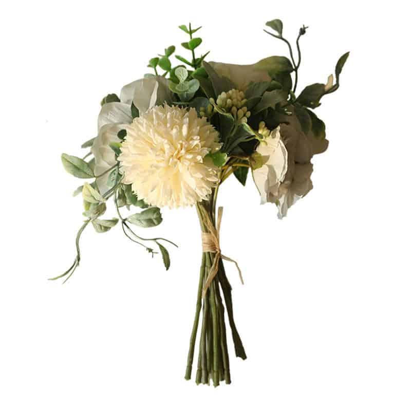 Artificial Flowers Bouquet Charlotte Bunch